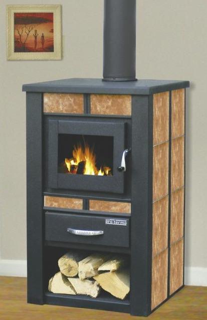 pe kamin na drva alpina 8 kw termoing. Black Bedroom Furniture Sets. Home Design Ideas